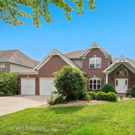 Rent this 4 bed house on 26428 Silverleaf Drive in Plainfield, IL 60585