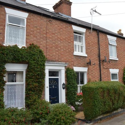 Rent this 2 bed house on Willow Cottages in Brook Street, Shrewsbury SY3 7QR