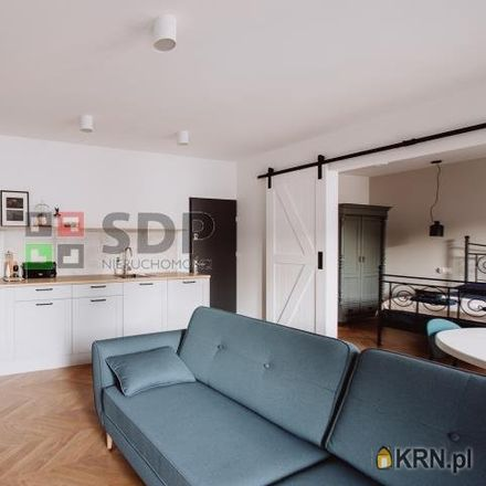 Rent this 2 bed apartment on Wratislavia Tower in Świętego Antoniego, 50-073 Wroclaw