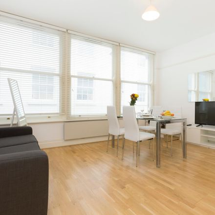 Rent this 1 bed apartment on 16 Printers Inn Ct in Holborn, London EC4A 1LR