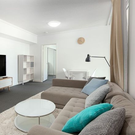 Rent this 2 bed apartment on 1702/128 Charlotte Street