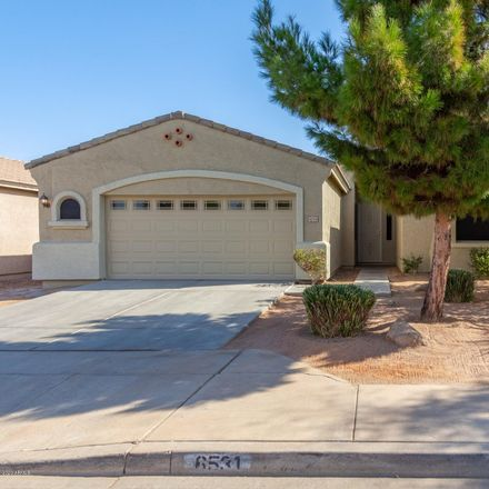 Rent this 4 bed house on 6531 South 17th Avenue in Phoenix, AZ 85041