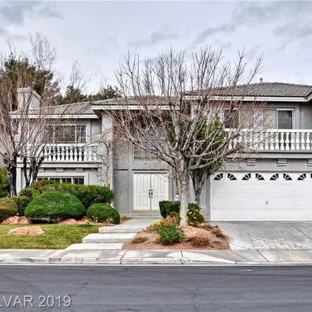 Rent this 5 bed house on 2416 Tour Edition Drive in Henderson, NV 89074