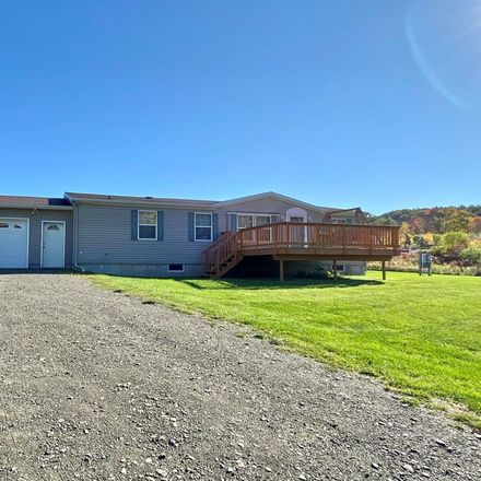 Rent this 3 bed house on Co Rd 5 in Burdett, NY