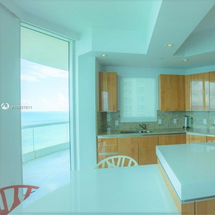 Rent this 2 bed condo on Turnberry Ocean North Tower in 16051 Collins Avenue, Sunny Isles Beach