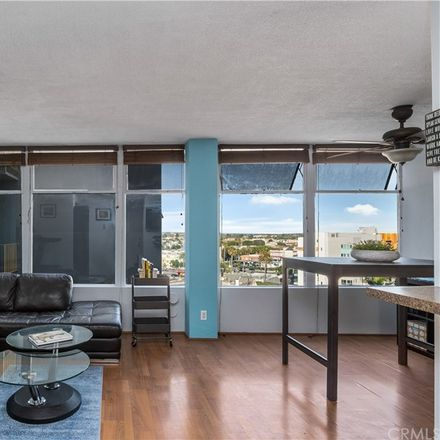 Rent this 1 bed condo on 100 Atlantic Avenue in Long Beach, CA 90802