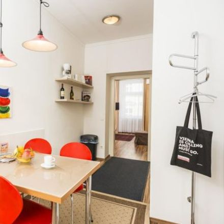 Rent this 3 bed apartment on Ferchergasse 19 in 1170 Vienna, Austria