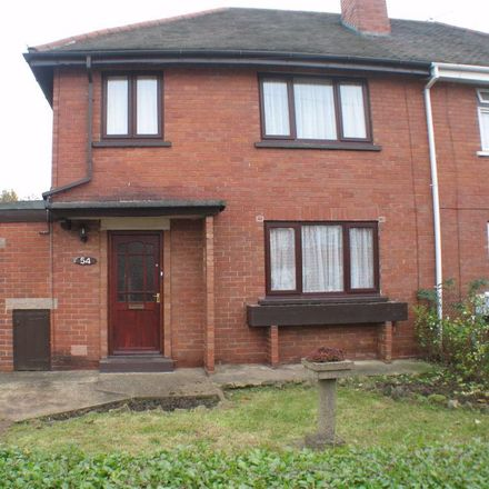 Rent this 3 bed house on Gloucester Road in Doncaster DN2 4JQ, United Kingdom
