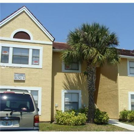 Rent this 2 bed apartment on 15591 Southwest 105th Terrace in Hammocks, FL 33196