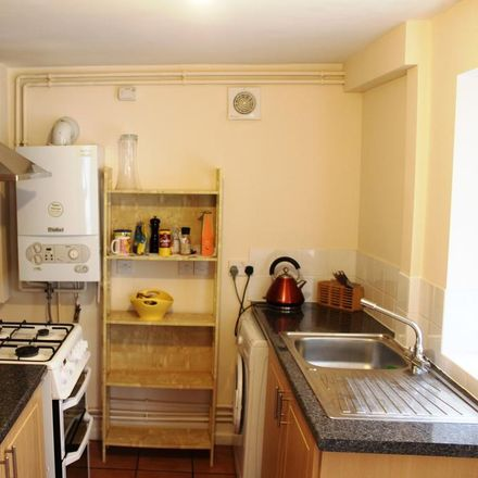 Rent this 2 bed house on 13 Franklin Street in Exeter EX2 4HF, United Kingdom