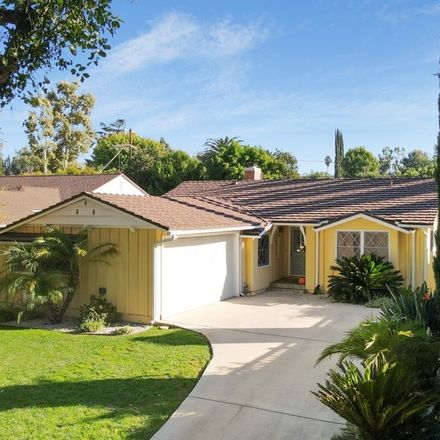 Rent this 4 bed house on 22124 Costanso Street in Los Angeles, CA 91364