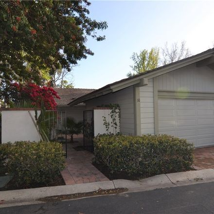 Rent this 3 bed townhouse on 10 Montanas Norte in Irvine, CA 92612