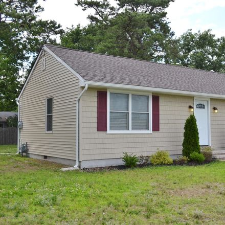 Rent this 3 bed house on 276 Lake Shore Drive in Brick Township, NJ 08723