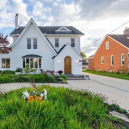Rent this 4 bed apartment on Lange St in Saint Clair Shores, MI
