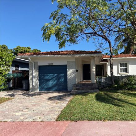 Rent this 3 bed house on 7027 Trouville Esplanade in Miami Beach, FL 33141
