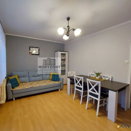 Rent this 3 bed apartment on Adama Grzymały-Siedleckiego 21 in 85-856 Bydgoszcz, Poland