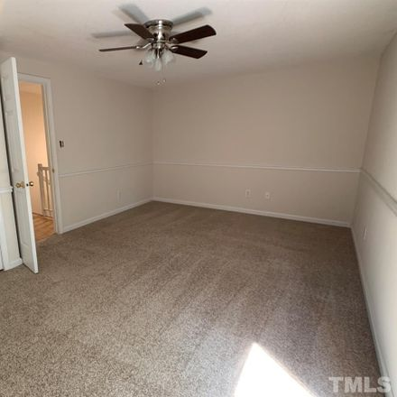 Rent this 3 bed townhouse on Luxon Place in Cary, NC 27513-3507