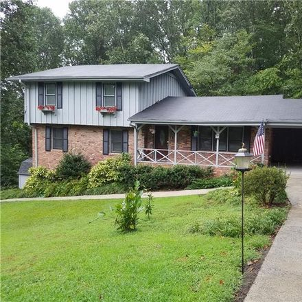 Rent this 4 bed house on Kinnard Dr NW in Atlanta, GA