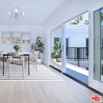 Rent this 1 bed apartment on 834 4th Street in Santa Monica, CA 90403