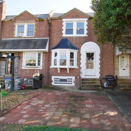 Rent this 3 bed townhouse on 6233 Tackawanna Street in Philadelphia, PA 19135