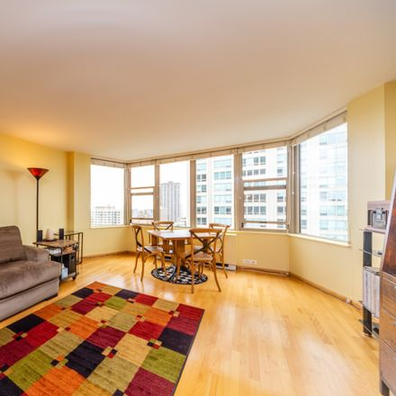 Rent this 1 bed condo on The Band of Light in 525 West Hawthorne Place, Chicago