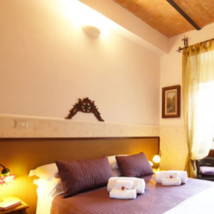 Rent this 3 bed room on Via Tommaso Campanella in 00195 Rome Roma Capitale, Italy
