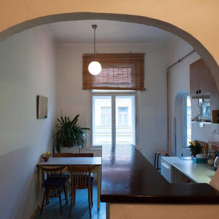 Rent this 1 bed apartment on Krásova 801/23 in 130 00 Prague, Czechia