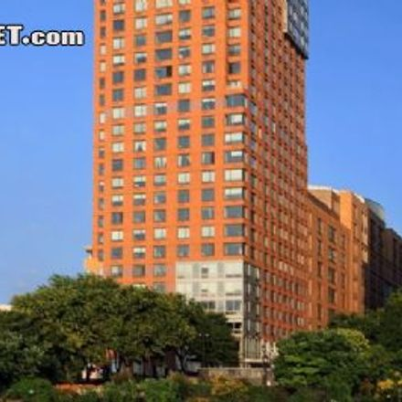 Rent this 2 bed apartment on North End Avenue in New York, NY 10282