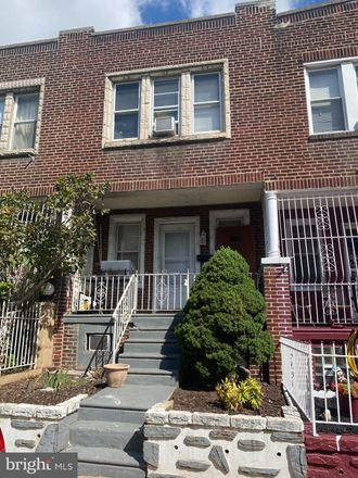 Rent this 2 bed townhouse on 185 Saber Street in Philadelphia, PA 19140