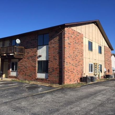 Rent this 2 bed apartment on W Union St in Pacific, MO