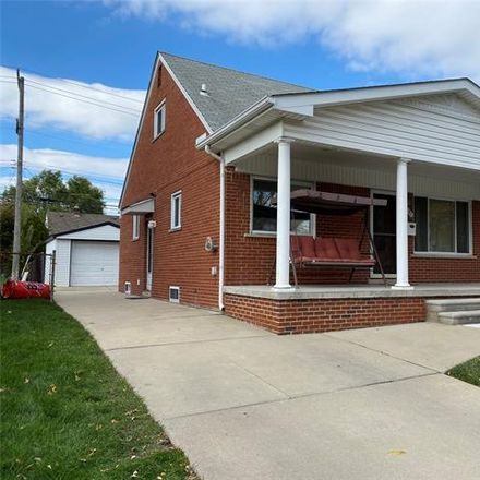 Rent this 3 bed house on Palmer St in Dearborn, MI