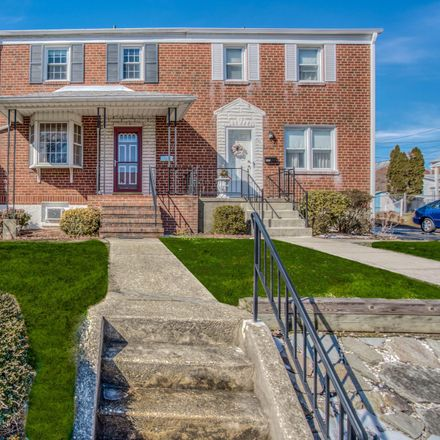 Rent this 3 bed townhouse on 339 Elinor Avenue in Overlea, MD 21236