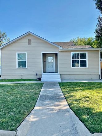 Rent this 3 bed apartment on 429 West Avenue D in San Angelo, TX 76903
