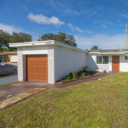 Rent this 4 bed house on 6451 Sherman Street in Hollywood, FL 33024