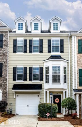 Rent this 3 bed townhouse on Church View Ln in Suwanee, GA