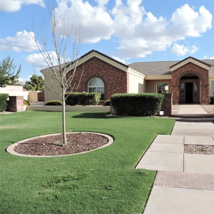 Rent this 4 bed house on 20819 East Mewes Road in Queen Creek, AZ 85142