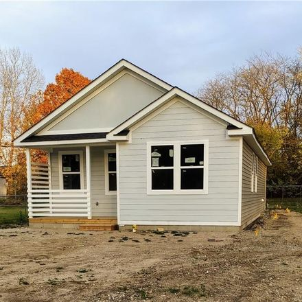 Rent this 3 bed house on 1217 South Dequincy Street in Indianapolis, IN 46203