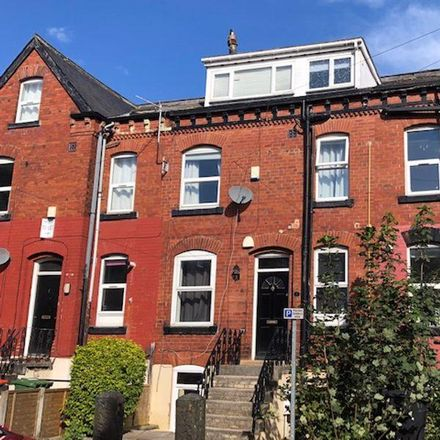 Rent this 4 bed house on Granby Terrace in Leeds LS6 3BB, United Kingdom