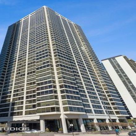 Rent this 1 bed condo on The Buckingham in 360 East Randolph Street, Chicago