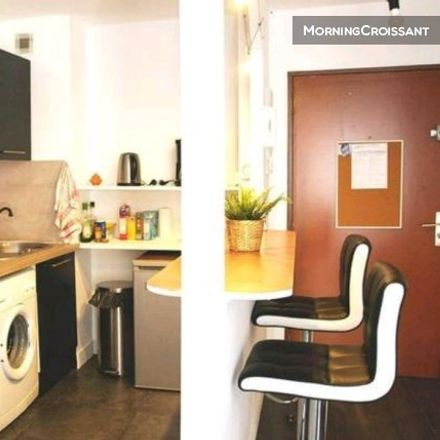 Rent this 1 bed apartment on 4 Rue de la Palissade in 34967 Montpellier, France