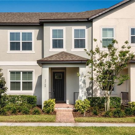 Rent this 3 bed townhouse on Bray St in Winter Garden, FL