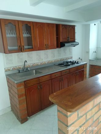 Rent this 3 bed apartment on Halcones de Sandiego Apartments in Carrera 33 29-105, Comuna 9 - Buenos Aires