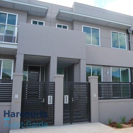 Rent this 3 bed townhouse on 191 Mawson Lakes Blvd