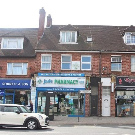 Rent this 3 bed apartment on Waitrose in 350 High Road, London HA3 6HF