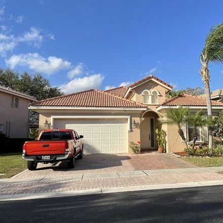 Rent this 3 bed house on Bollard Road in West Palm Beach, FL 33417