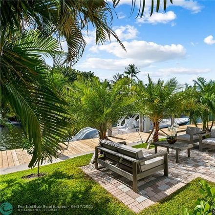 Rent this 3 bed house on 416 Isle of Capri Drive in Fort Lauderdale, FL 33301