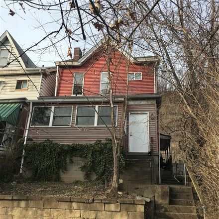 Rent this 3 bed house on 1712 Noble Street in O'Hara Township, PA 15215