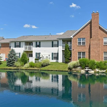 Rent this 3 bed apartment on 5869 Parkside Crossing in Dublin, OH 43016
