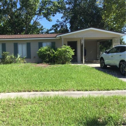Rent this 3 bed house on W Foothill Way in Casselberry, FL