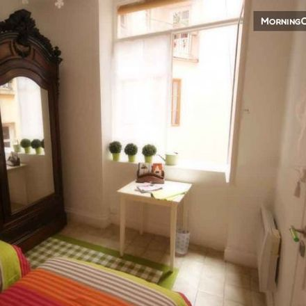 Rent this 1 bed apartment on 4 Rue des Capucins in 69001 Lyon, France
